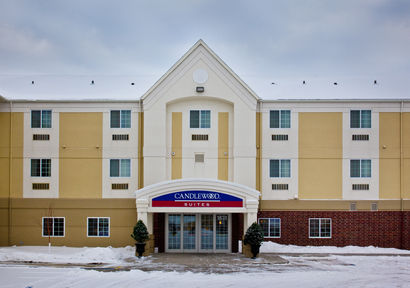 Candlewood Suites - University Area